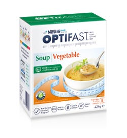 Optifast Vegetable Soup 53g X 8