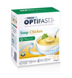 Optifast Chicken Soup 53g X 8