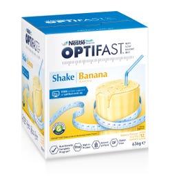 Optifast VLCD Milk Shake (Banana) 53g X 12
