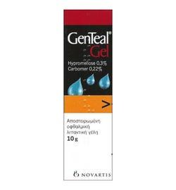 Genteal Eye Gel 10g