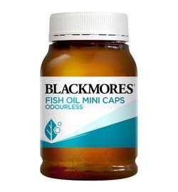 Blackmores Odourless Fish Oil Mini Cap X 400