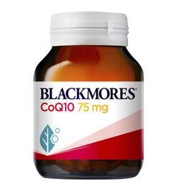 Blackmores CoQ10 75mg Cap X 90
