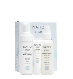 Natio Clear Breakout Control Starter Set
