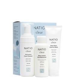 Natio Clear Shine Control Starter Set