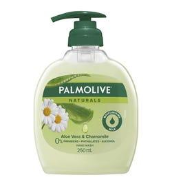 Palmolive Naturals Liquid Hand Wash Aloe Vera & Chamomile 250ml