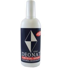Deonat Crystal Deodorant Spray 125ml