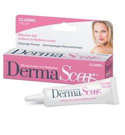 DermaScar Silicone Gel for Scar Reduction 15g