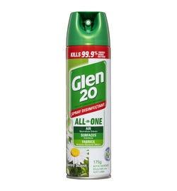 Dettol Glen 20 Disinfectant Spray Country Scent 175g