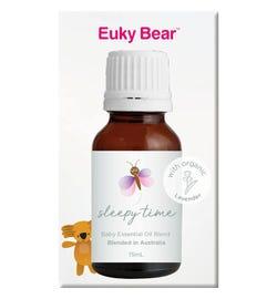 Euky Bear Sleepy Time Baby Essential Oil Blend 15ml