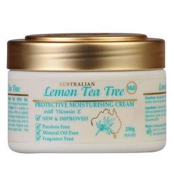 Australian Creams MKII by G&M Cosmetics Lemon Tea Tree Oil Cream 250g