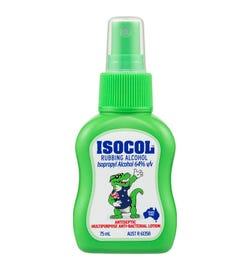 Isocol Rubbing Alcohol Multipurpose Spray 75ml