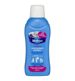 Milton Concentrated Anti-Bacterial Solution 500ml,