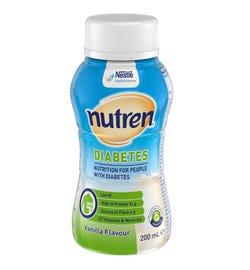 Nutren Diabetes Vanilla 200ml