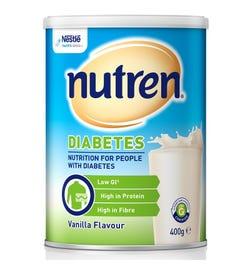 Nutren Diabetes Vanilla 400g