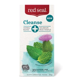 Red Seal Cleanse Tea Bags X 20