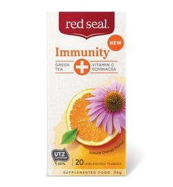 Red Seal Immunity Tea Bags X 20