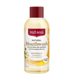 Red Seal Mouthwash Propolis 450ml