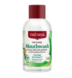 Red Seal Mouthwash Thyme Extract 250ml