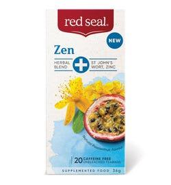 Red Seal Zen Tea Bags X 20