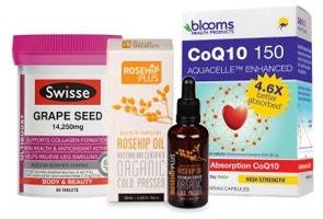 Anti Aging & Antioxidants